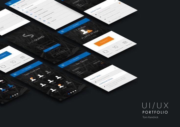 UI / UX Portfolio