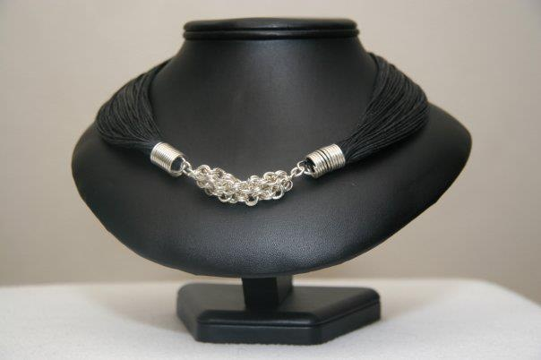 Lin, sølv