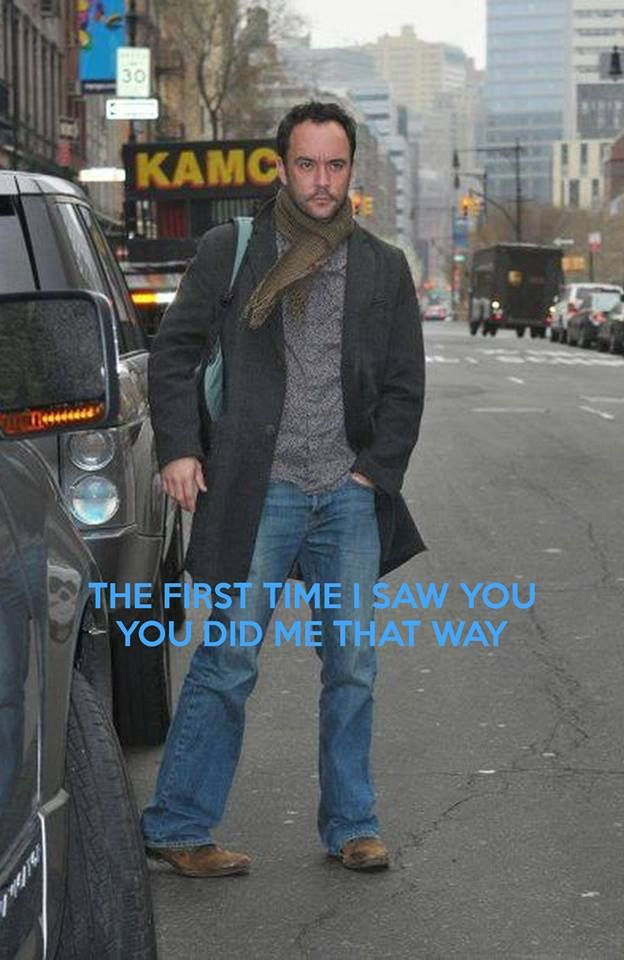 DMB~ Stolen Away On 55th & 3rd