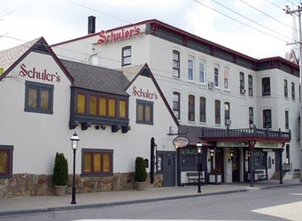 Fine Dining with Schuler\'s Restaurant, Marshall, Michigan