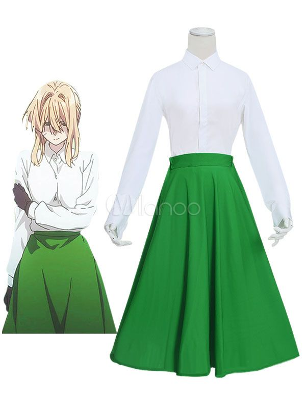 f56fb7eff4 Violet Evergarden Daily Wear Cosplay Costume | Cosplay&Costume ...