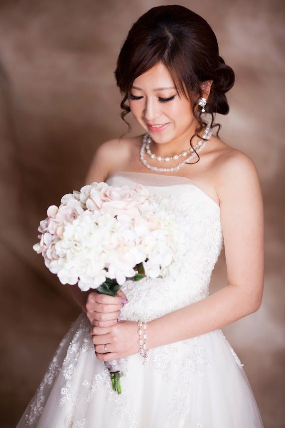 www.jadaheartistry.com - traditional chinese bridal makeup ...