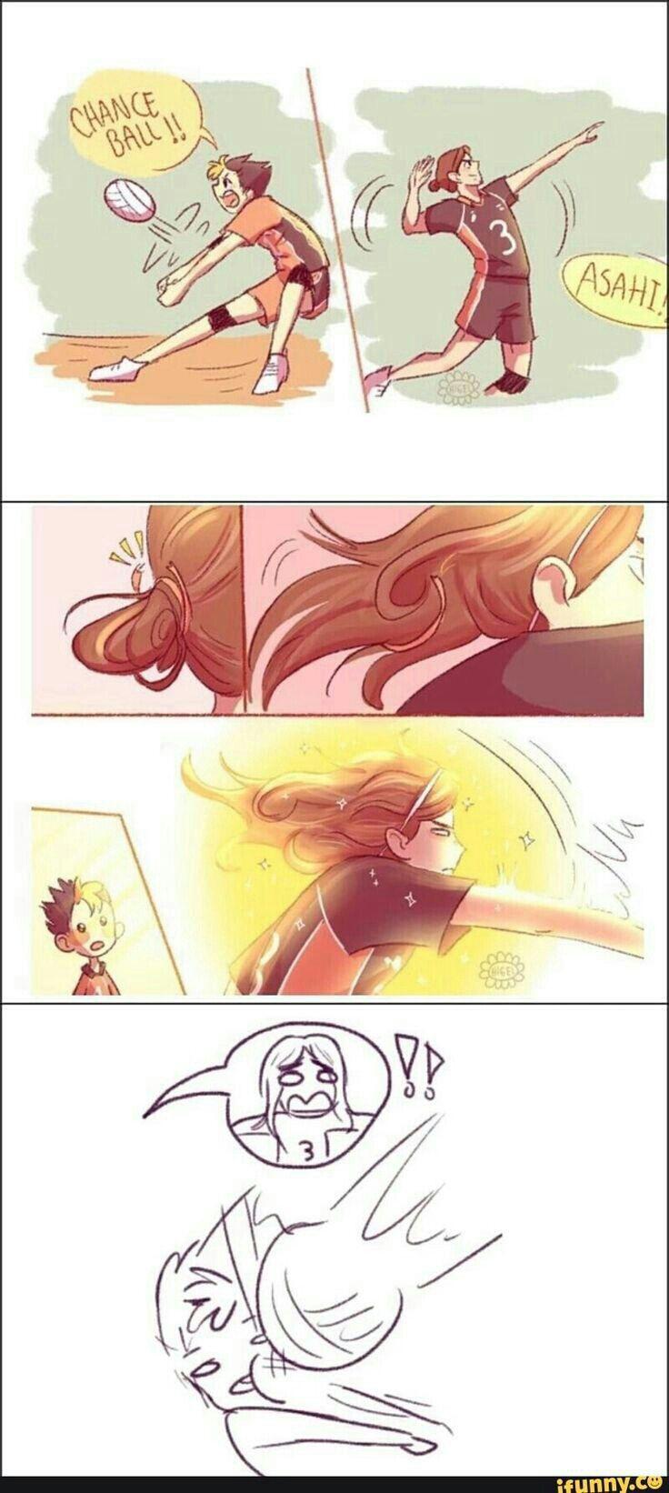 Memy z anime Haikyuu!! Więcej nie trzeba tłumaczyć Tapety na telefo… #humor # Humor # amreading # books # wattpad
