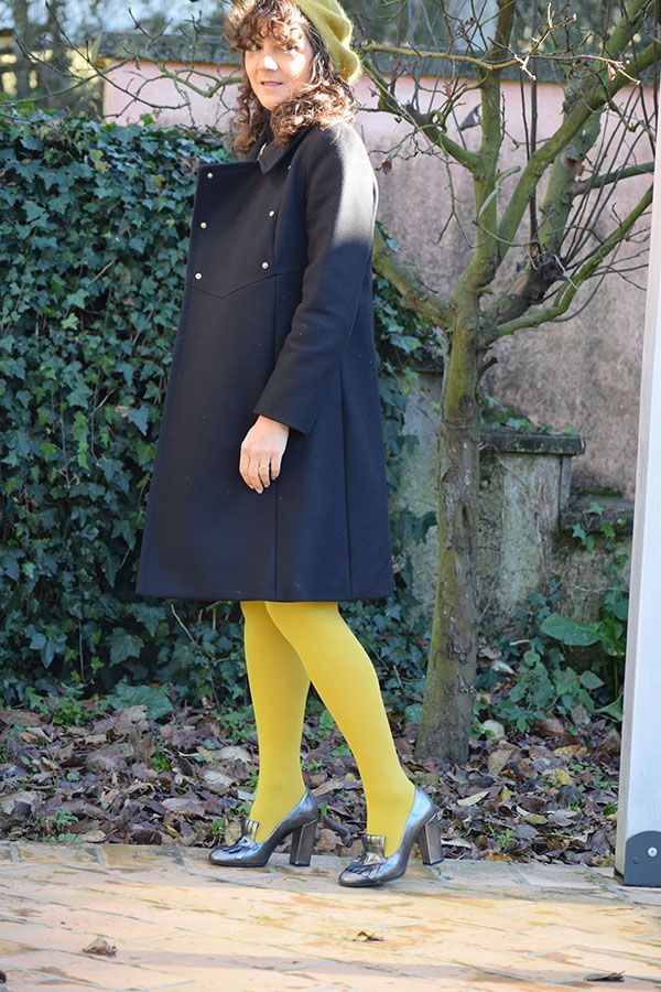 Fashion inspiration: high heel moccasin #fashion #fashionblog #moccasin #highheel #shoes #trend #fasfhiontrend #fashionblogger #madeinitaly #robertobotticelli #orlakiely #zara