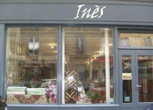 INES Patchwork Shop | 37, rue saint Ambroise PARIS 11è | 10h30-18h30 | Métro : rue st Maur (ligne 3)