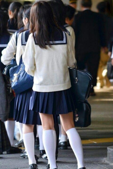 Japanese Sailor Uniforms.