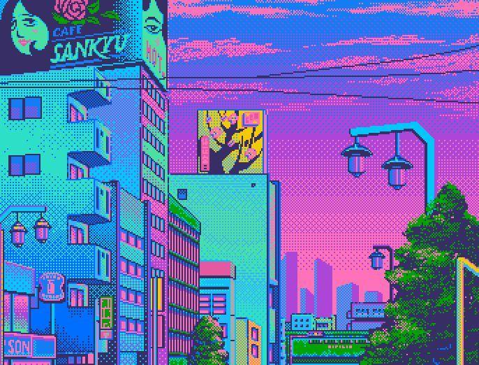 Vaporwave                                                                                                                                                                                 More
