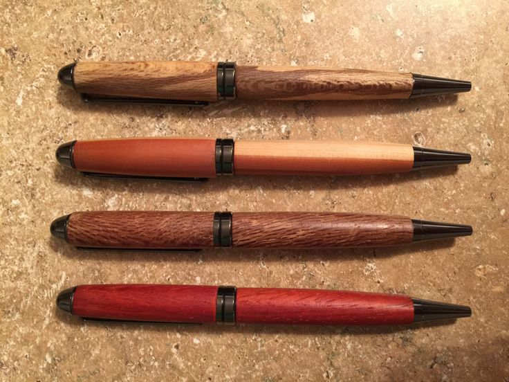 A personal favorite from my Etsy shop https://www.etsy.com/listing/245100499/handmade-wooden-pens