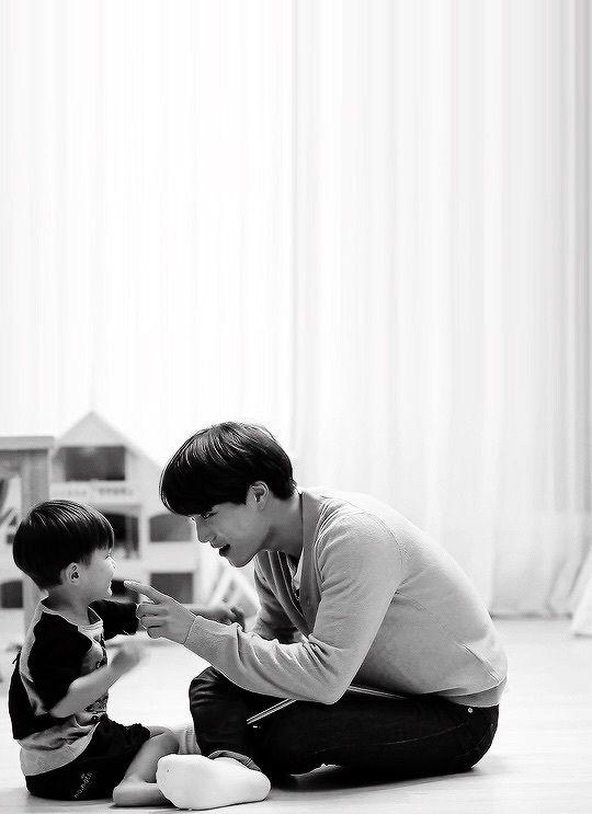 Jongin and Taeoh