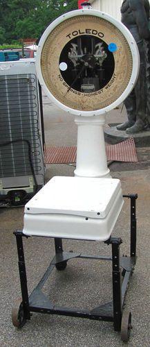 Toledo Scale 34 0861 FM 125 lb Capacity | eBay