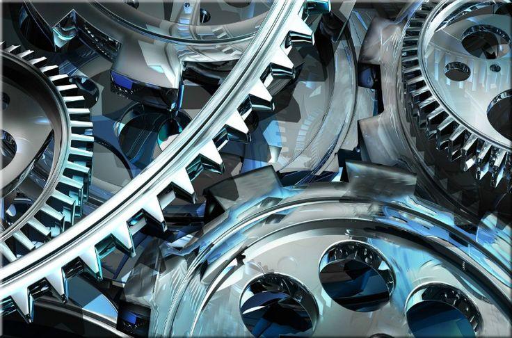 Автоматизация склада машиностроение