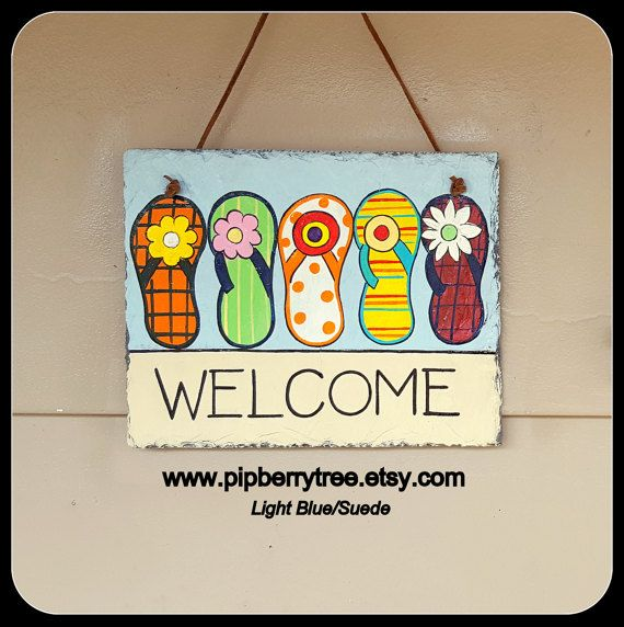 Decorative Slate Signs New 13 Best Welcome Slate Signs Images On Pinterest  Slate Signs Review