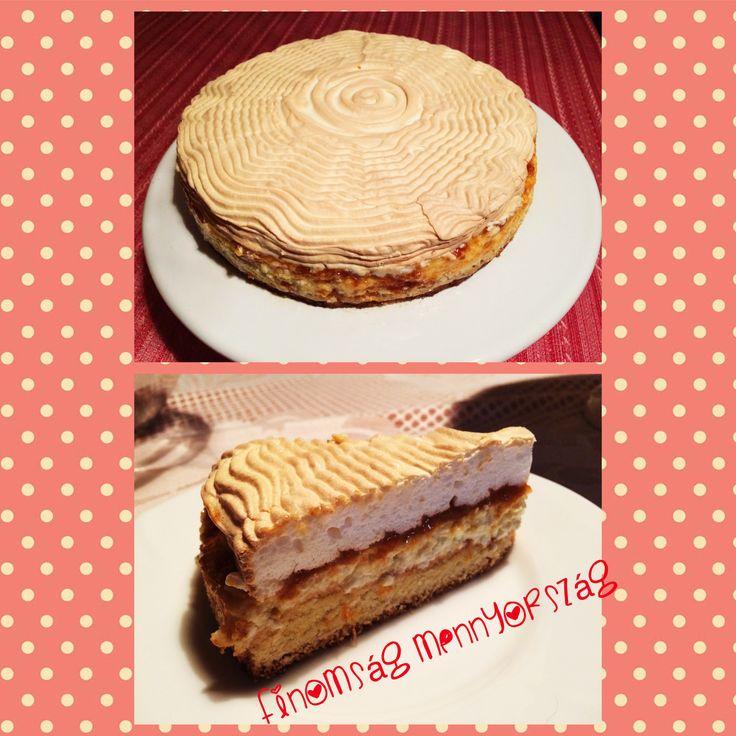 Rákóczi túró torta•