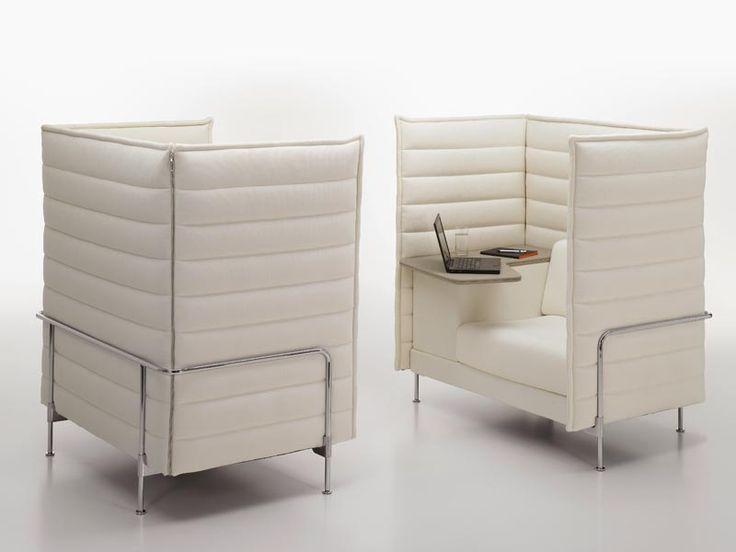 mariposa 3 seater vitra sofa