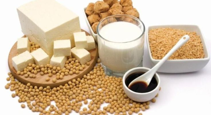 Soy contains isoflavones, plant chemicals that can help prevent hormone related cancers.