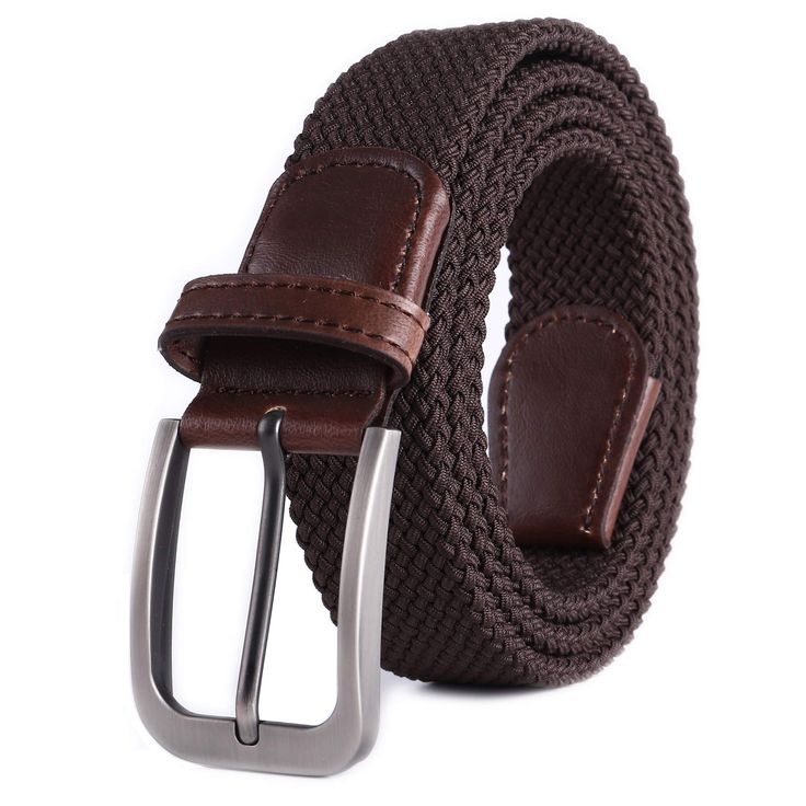 Weifert Belt for Men Braided Str   – Elastic Waist Belt