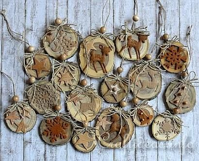 137 best Wood Christmas Crafts images on Pinterest | Christmas ...