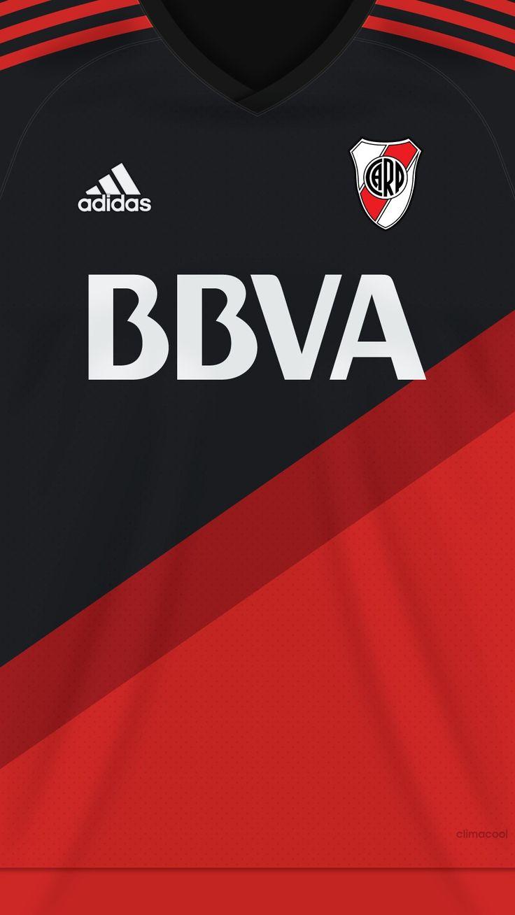 River Plate 15-16 kit away