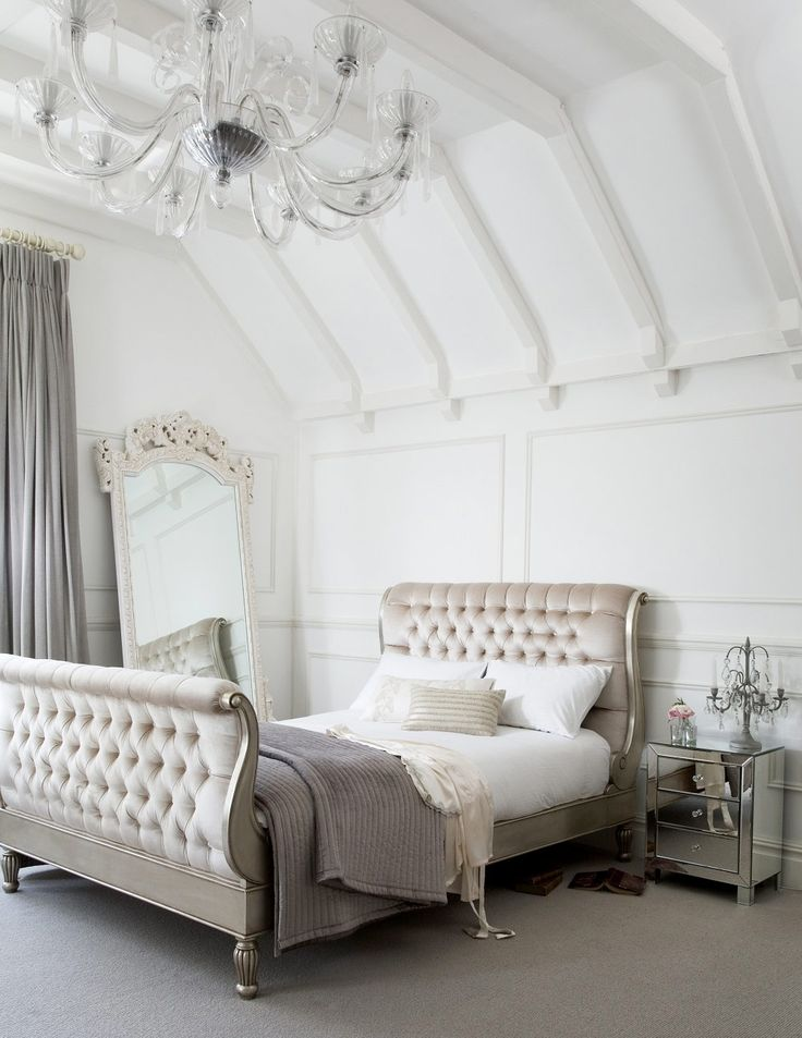 chambre style romantique for the home pinterest
