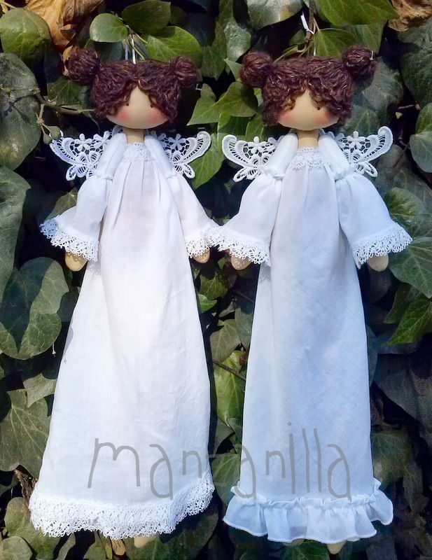 Fabric Angel - Idea