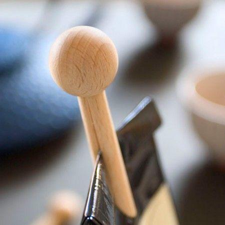 Pinchy Wooden Clip - Office + Storage