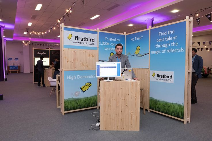Firstbird at SaaStock16