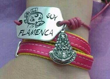 Pulseras flamencas