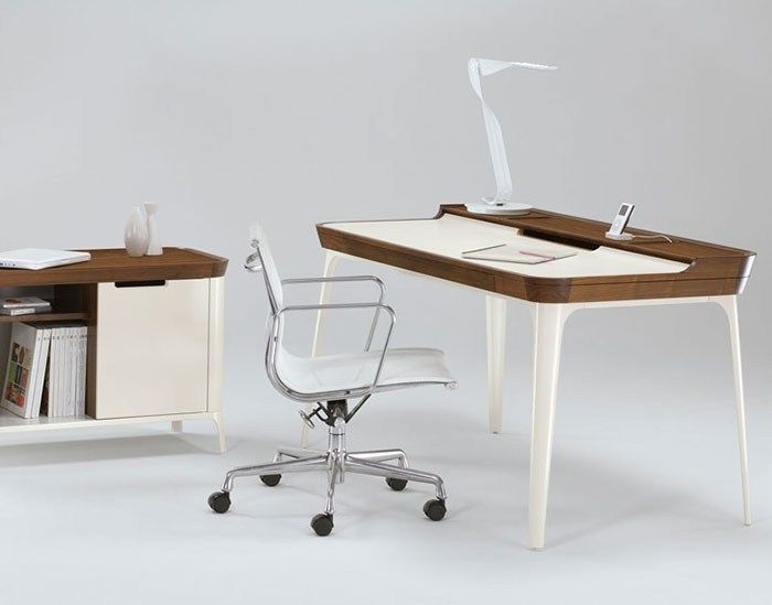 A Practical As Well As Stylish Workspace Is The Dream Of Many Individuals The Rem Modern Home Office Furniture Home Office Furniture Sets Stylish Office Desks