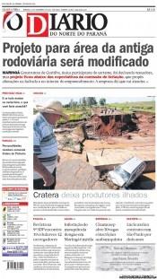 O Diario do Norte do Parana 19-12-2012 Brazil