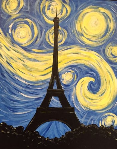 Paint Nite Sacramento | Logan's Roadhouse 11/30/15