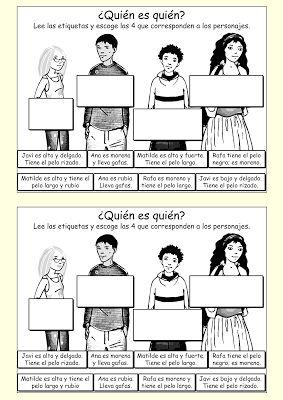 Me encanta escribir en español: interactivo