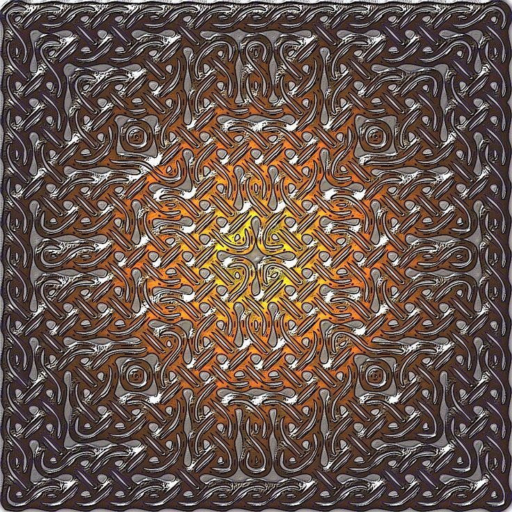 Entrelacs - Interlace pattern