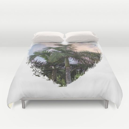 Gorgeous duvet to pair with your summer home OR bring summer into your home! Print by #INspiredPhotos now available on my Society6 page.