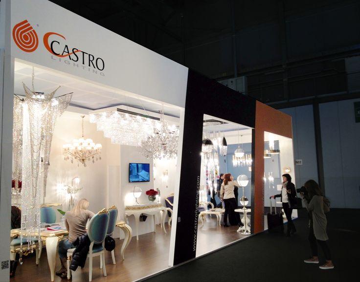 Castro Lighting at Euroluce - Milan 2013