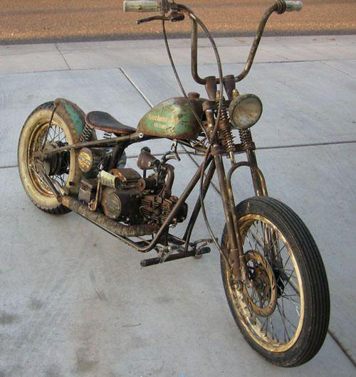 Rat Bikes | Rat Rod Portugal