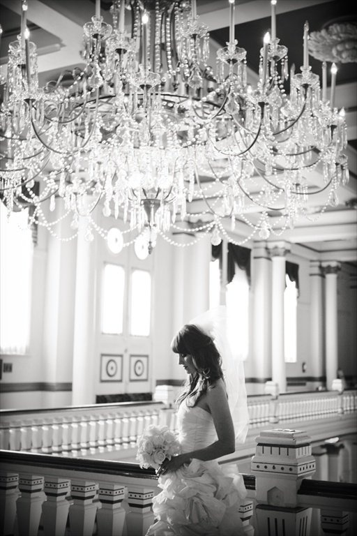 This Is Actually Taken From The Second Floor Of Where Our Wedding Reception Will Be Chandeliers Kill Me Photography Pinterest