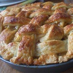 Butter Flaky Pie Crust Allrecipes.com