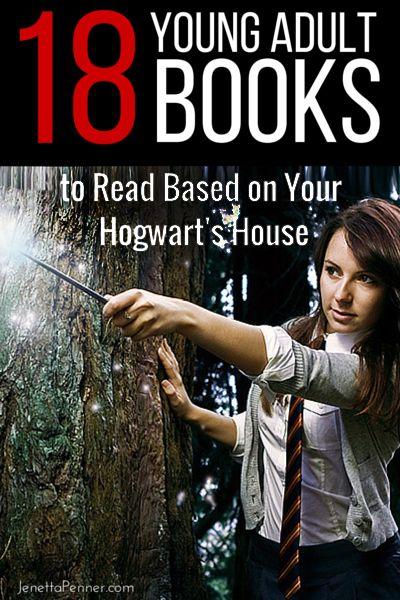 18 YA Books to Read Based on Your Hogwart's HouseTammy Perkins