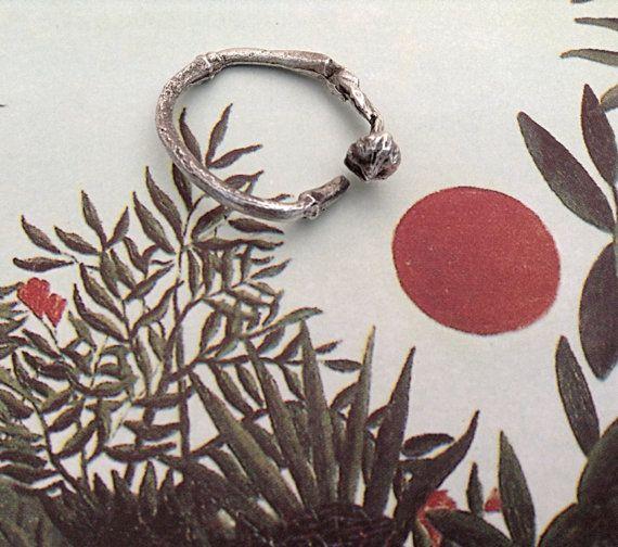 Ramoscello anello ramo anello regolabile anello in di CyKLu