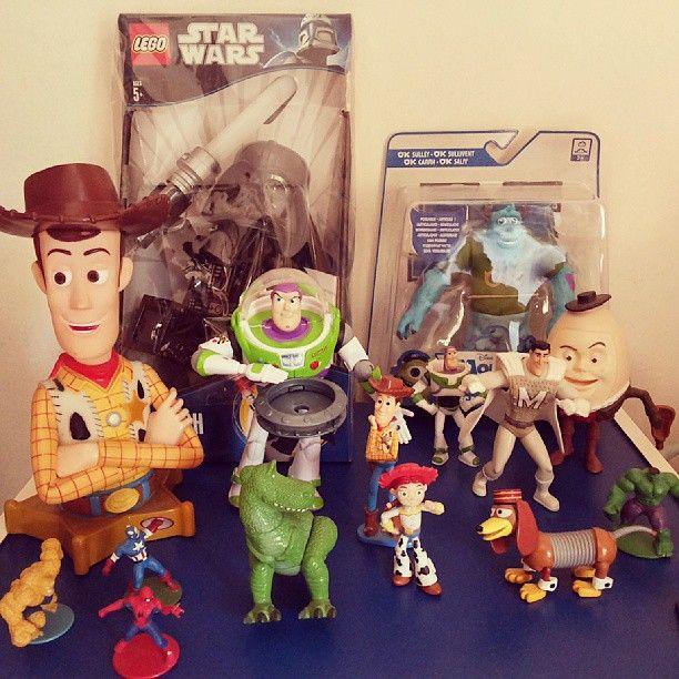 When Toys story met Star Wars