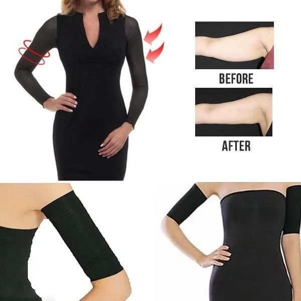 Amazing Arms Slimming Fanshion And Concealing Arm Wrap From Flab To Fab U