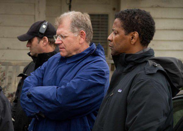 Denzel Washington takes 'Flight' direction from Robert Zemeckis.