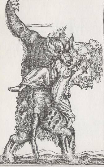 The Rise of the Werewolf in Europe