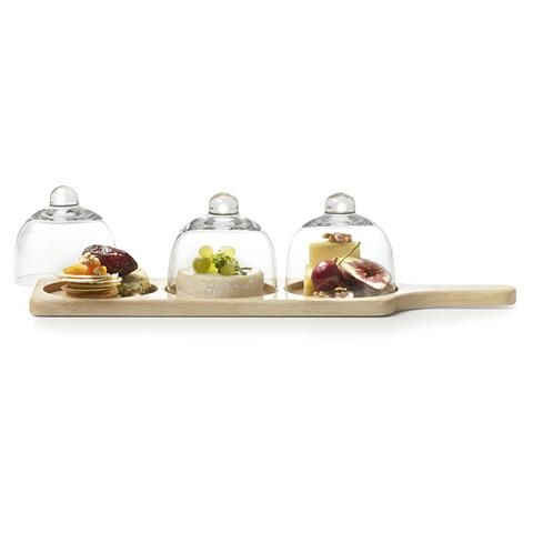 Glass Dome Serving Paddle | Kmart