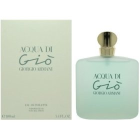 Acqua Di Gio Perfume By Giorgio Armani for Women 1.7 Oz Eau  LOVE THIS STUFF!