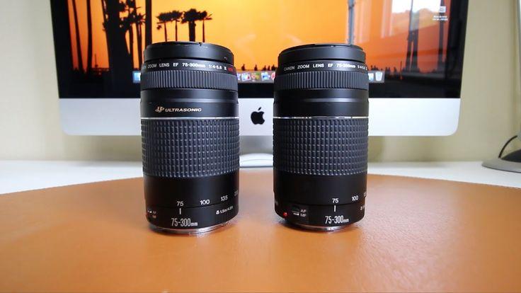 ¿Debemos inventir unos billetes más en un lente Canon USM? En este video despejaremos esa inquietud.  Lente Canon EF 75-300 a la venta en  https://www.mercadopago.com/mla/checkout/pay?pref_id=80888156-074a46fd-d3e2-4136-94f2-903c55607176  #Canon #EFLens #CanonUSM