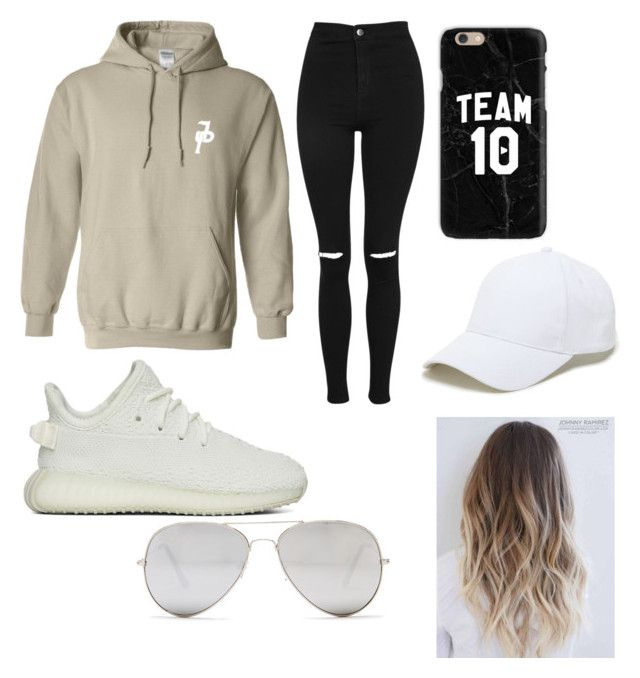 """Jake Paul Merch Outfits"" by kaitlynsettlemoir04 on Polyvore featuring Topshop, adidas Originals, Sunny Rebel and Sole Society"