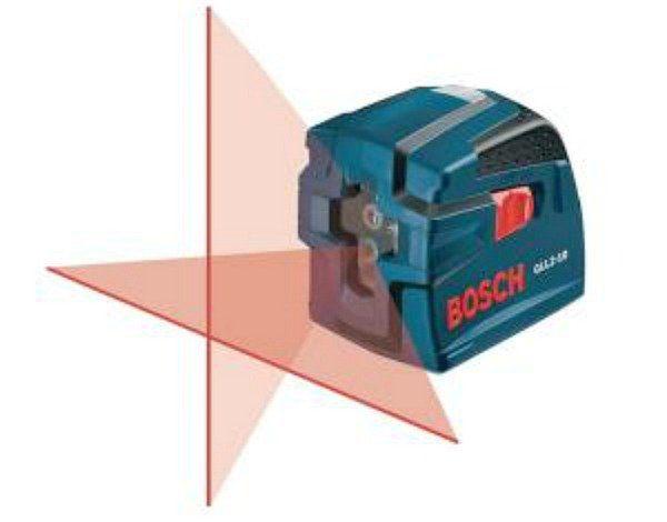 Laser Level measures level and plumb @doityourselfcom @TheHurstTeam #DIY #tools