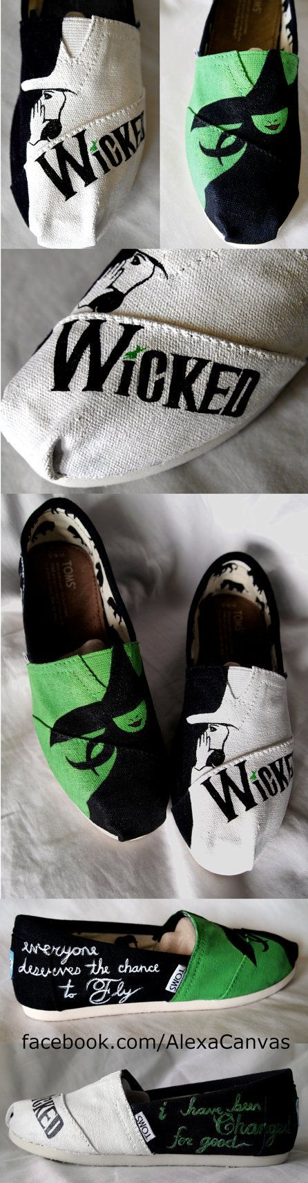 These are TOMS I'd actually wear