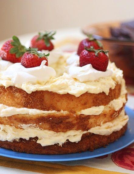 Recipe cake pineapple cool whip